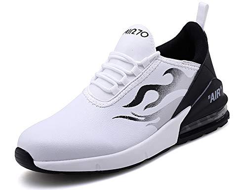 GNEDIAE Uomo Air 270 a Collo Basso Scarpe da Ginnastica Corsa Sportive Running Sneakers Casual...