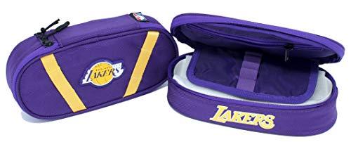 Astuccio Ovale Lakers NBA