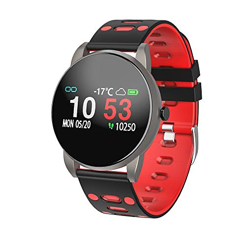 Smartwatch, Orologio Intelligente Braccialetto Fitness Activity Tracker Sportivo Pressione Sanguigna...