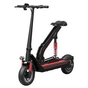 YXP Patinetes eléctricos,Motores potentes, E-Scooter, diseño portátil y Ajustable, Carga máxima de 500 LB Scooter…