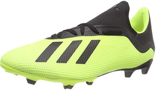 adidas X 18.3 Fg, Scarpe da Calcio Uomo, Giallo Syello/Cblack/Ftwwht, 44 2/3 EU