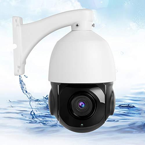 Telecamera IP, Anpviz Telecamera di sicurezza PTZ IP camera, IP PoE H.265 5MP, Zoom ottico 2540x1944, Telecamera dome esterna ad alta velocità Impermeabile IP66, Visione notturna