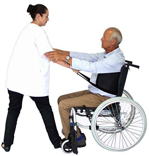 Ltg Pro paziente anziano trasferimento Moving Belt Slide Sling mobilità disabili aiuto
