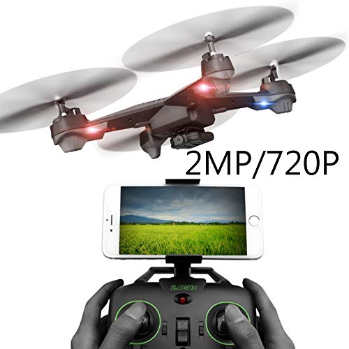 ERKEJI Droni gravità Sensing Telecomando Quadcopter Giocattolo aeromobili 720 P / 1080 P Telecamera...
