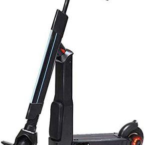Adultos Scooter Eléctrico, El Movimiento Y El Diseño Ajustable con Batería De Litio De La Luz LED De 36V, hasta 12,5 Millas Gama, Scooters Adecuados para Adultos Y Adolescentes