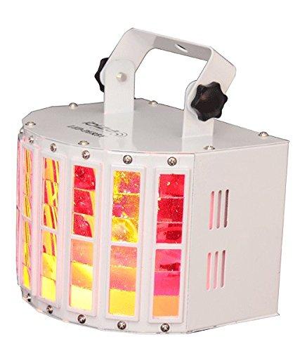 Ibiza LED-DERBY Effekt-Strahler, Weiß