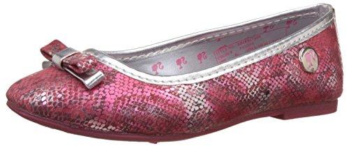 Barbie Girl's Fuschia Espadrille Flats - 13 Kids UK/India (32 EU)