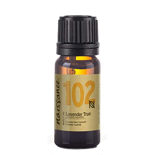 Naissance Olio Essenziale di Lavanda 10ml - Puro al 100%, Vegano, Cruelty Free, Senza OGM