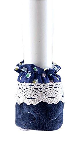 Dark Blue Möbel Bein-Socken Fußboden-Schutz Stuhl Socken 4 Stück