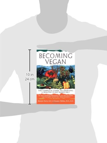 Becoming Vegan: The Complete Guide to Adopting a Healthy Plant-Based Diet 24