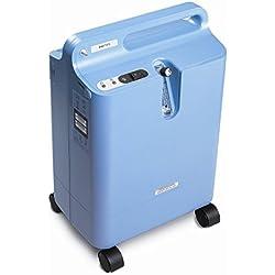 EverFlo - PHILIPS Respironics oxígeno concentrador 5L/min - generador de oxígeno para asistencia respiratoria en casa - 5 añ