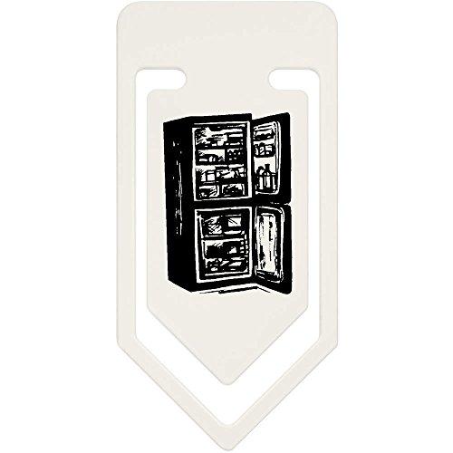 91mm 'Frigorifero Aperto' Grande Plastica Graffetta (CC00033827)