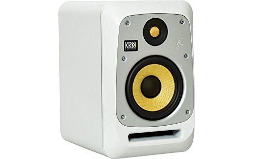 KRK Systems Aktiver Monitor-Altavoz 16.5cm 6.5 Zoll V6 S4 125W 1St.