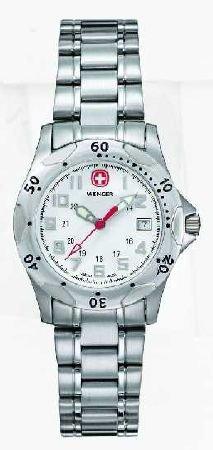Wenger 79339W 20793392_ weiß-29-Armbanduhr Damen