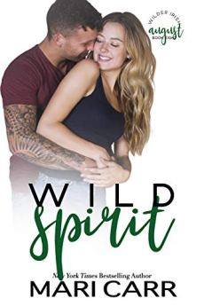 Wild Spirit: A Single Dad Romance (Wilder Irish Book 8) by [Carr, Mari]