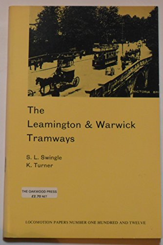 The Leamington and Warwick Tramways