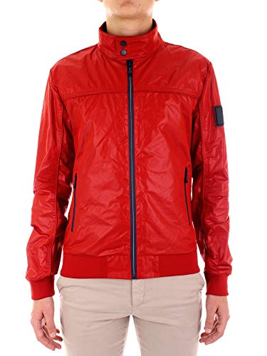 YES-ZEE J504-NG00 Bomber Uomo Rosso L