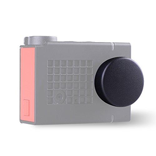 Festnight Professional Lens cap Sport Camera Lens Cover Custodia Kit di Protezione per Garmin Virb Ultra 30 o Altro Obiettivo della Stessa Dimensione
