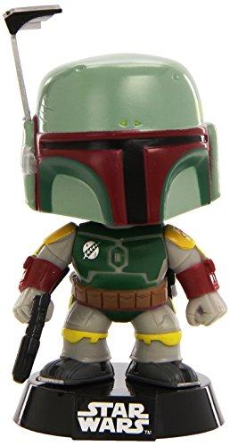 Funko - Boba Fett figura de vinilo, colección de POP, seria Star Wars (2386)