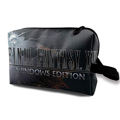 Borsa per il trucco di Final Fantasy