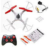 SUPER TOY 360° Quadcopter Remote Control Drone Without Camera 2.4GHz Helicopter Flying Toy