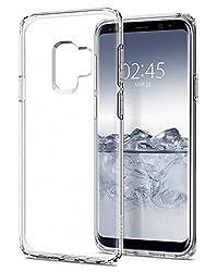 Kaufen Spigen [Liquid Crystal Samsung Galaxy S9 Transparent Hülle
