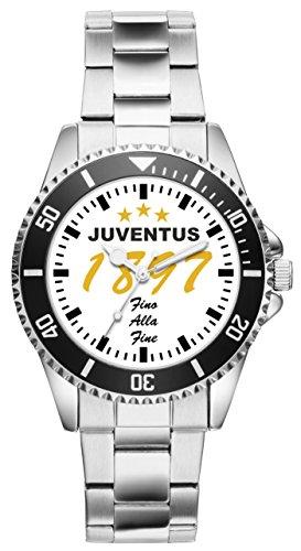 Torino–Juve–regalo Fan articolo di Fan articolo Orologio–6060