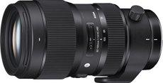 SIGMA 693954 - Objetivo SIGMA 50-100mm F1.8 DC HSM Art para Canon, color negro