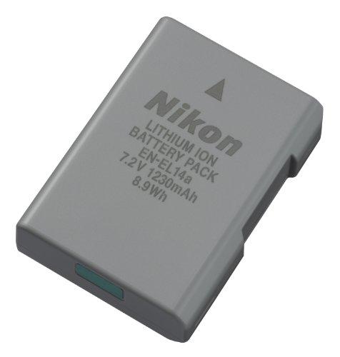 Nikon EN-EL14a Batteria al Lithium-Io