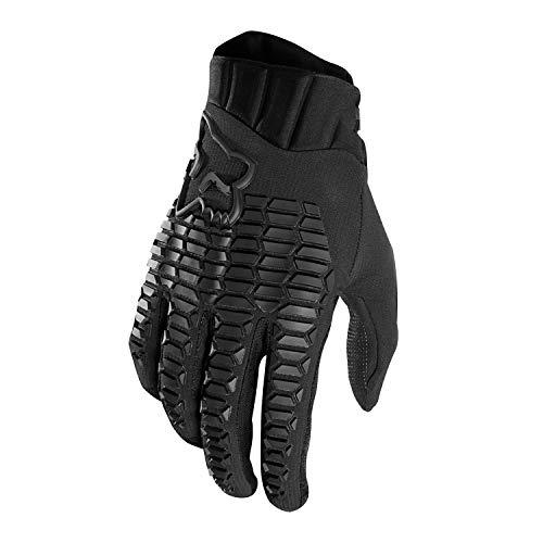 Gloves Fox Defend Black/Black M