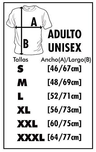 DibuNaif Camiseta Hombre - Unisex Cine El Exorcista 5