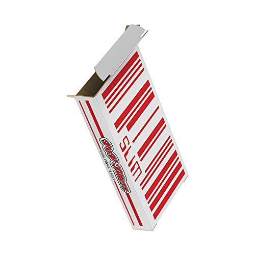 Astucci Vuoti per Distributore Automatico Modello Slim, 102x54x15 mm -250 pezzi- PoP Filters