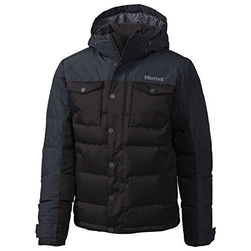 Marmot Fordham Jacket, Giacca Uomo, Black, XL