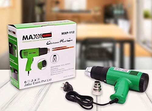 MAXXX PAMMA 1600 W Hot Air Heat Gun (Multicolour)