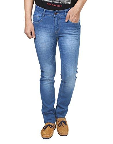 Trendy Trotters Men's Denim Jeans (TTJ1DSLL-B32_Light Blue_32)