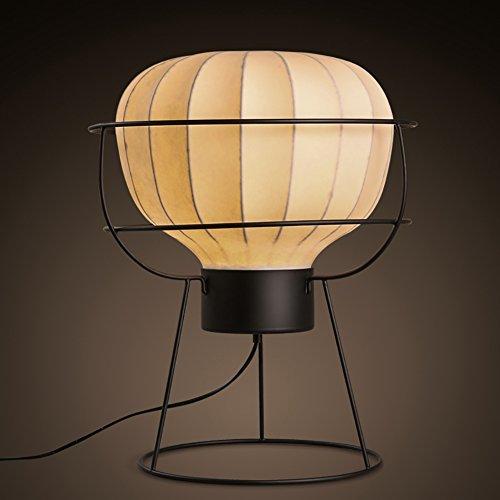 &la lampada da tavolo Creativo fibra lampada da tavolo, Vivere semplicemente in camera da letto luci...