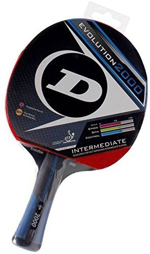 Dunlop Pala Tenis Mesa Evolution 1000