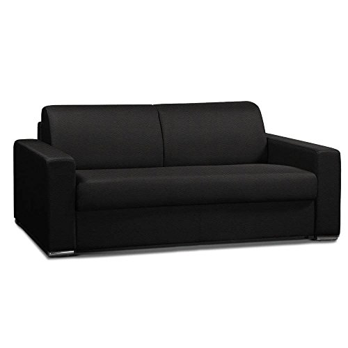 Karup Divano mã ridienne Bebop grigia chiara futon in tessuto patinata Mocca Vintage pelo 75*...