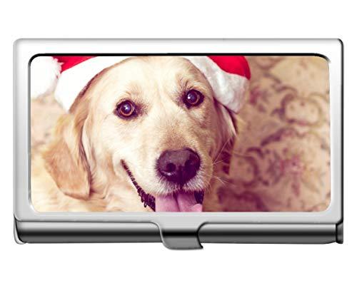 Portafoglio Porta carta di credito Porta/custodia, portadocumenti per cane di nome Golden Retriever