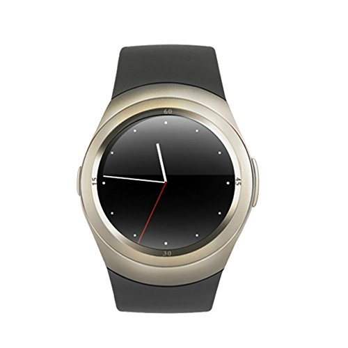 Mi Redmi Note 4G Compatible Certified A7-Pro TouchScreen Spillproof Android OS Smartwatch (Assorted Colour)