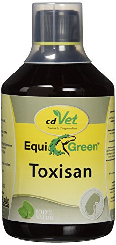 cdVet Equi Green toxisan 500ML