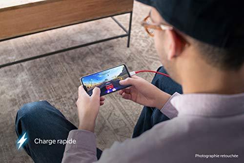 OnePlus 6 Smartphone débloqué 4G (Ecran : 6,28 pouces - 8 Go RAM - 128 Go stockage - Double SIM - Android) Mirror Black - Ecouteurs non-incl... 31