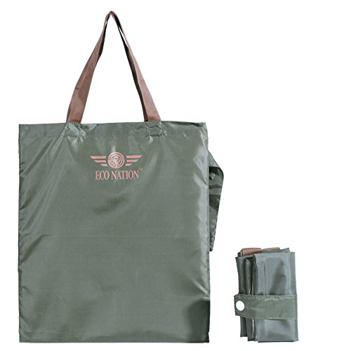 Eco Nation Reusbale Shopping Tote Bag
