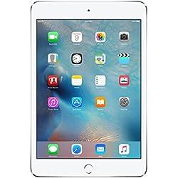 Apple iPadmini4 (Wi-Fi, 128 GO) - Argent
