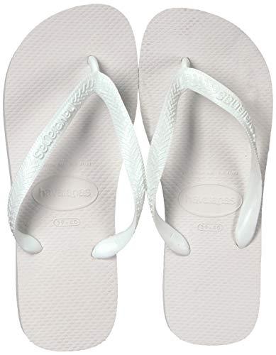 Havaianas Top, Infradito Unisex - Adulto, Bianco (White 0001), 39/40 EU