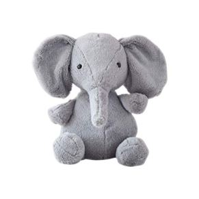 Runfon Orejas 1PC Adorable Elefante Plus Juguete Suave Huggable Animal Relleno con Flappy bebé Animados Elefante Felpa muñeca (7,08