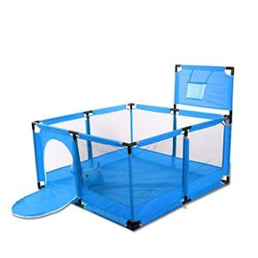 DSAEFG Adecuado for Parques Infantiles Interiores y Juegos de Hoyos de Bolas, Incluidas 100 Bolas (octogonales) (Color : Blue)