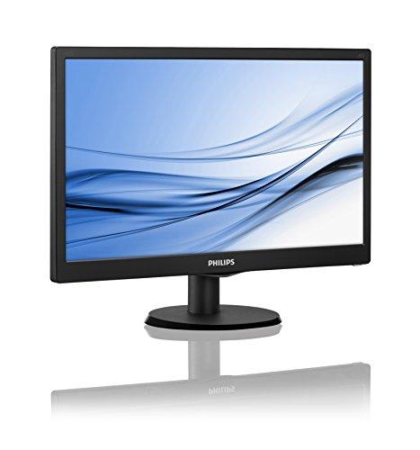 """Phillips Ecran PC LED 18.5"""" 1366x768 16:9 5ms 28"""