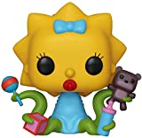 Funko- The Simpsons-Alien Maggie Figura, Multicolore, 39727