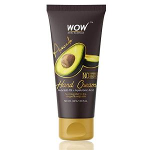 WOW Skin Science Avocado Gentle Hand Cream With Avocado Oil + Hyaluronic Acid - No Parabens, Silicones, Mineral Oil, Color & Pg, 40 ml 4  WOW Skin Science Avocado Gentle Hand Cream With Avocado Oil + Hyaluronic Acid – No Parabens, Silicones, Mineral Oil, Color & Pg, 40 ml 41O0uNVvUTL